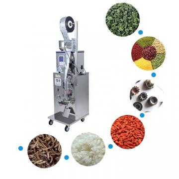 Automatic Pet Food Chips Date Rice Peanut Grain Packaging Premade Bag Packing Machine