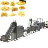 High Quality Automatic Potato Chips Production Line/Fresh Potato Chips Making Machine/ Frozen French Fries Maker